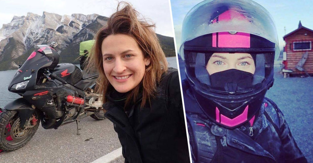 Nikki Misurelli, The Global Biker and Travel Lover!