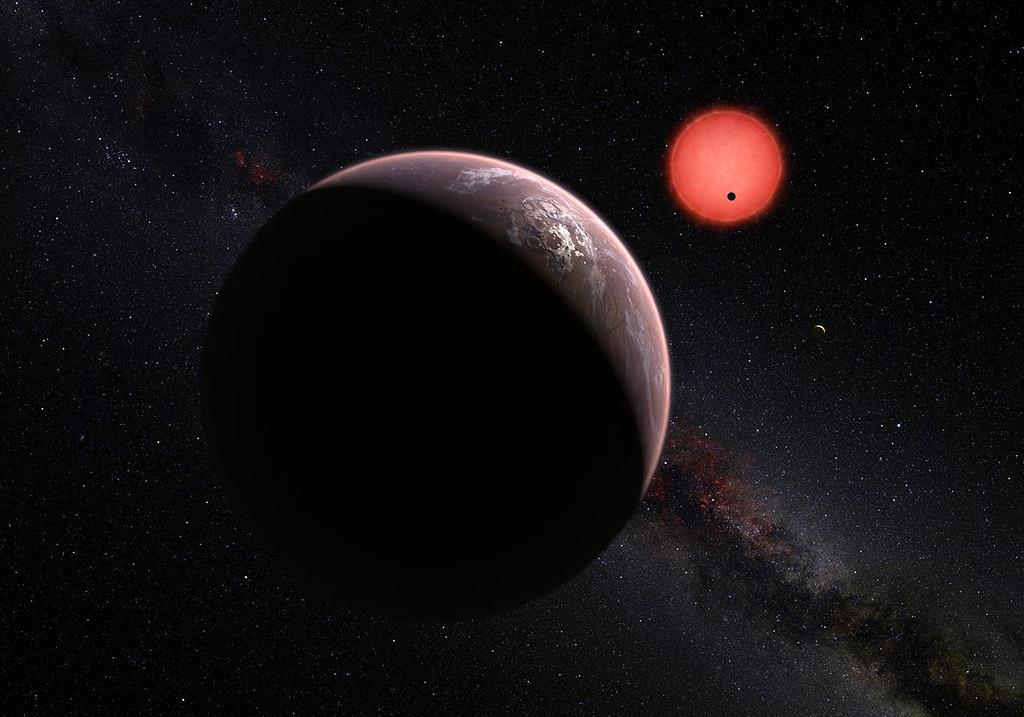 New Planet found similar to Venus