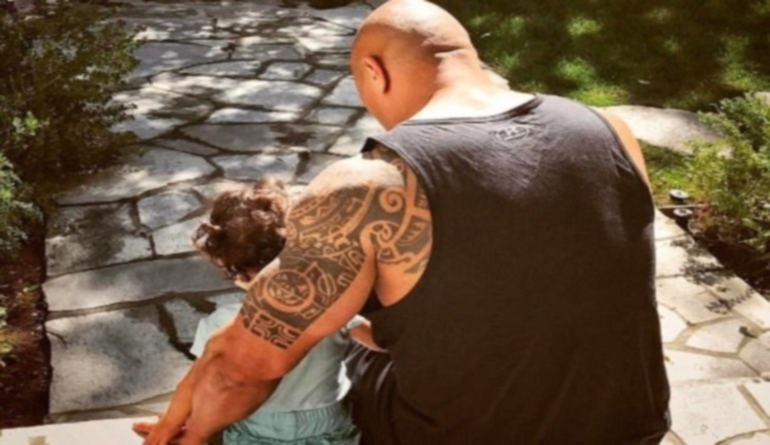 Dwayne 'THE ROCK' Johnson'sS Instagram Post-  A sweet message from a Father to a Daughter