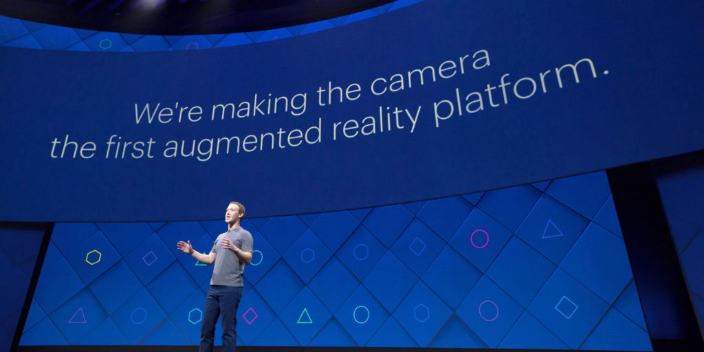 Facebook announces its AR platform open! Developers rejoice!