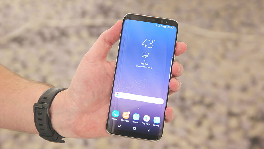 Samsung Galaxy S8 is the flagship of the company