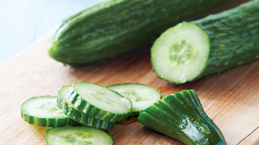 Cucumber – To quench your thirst this summer!