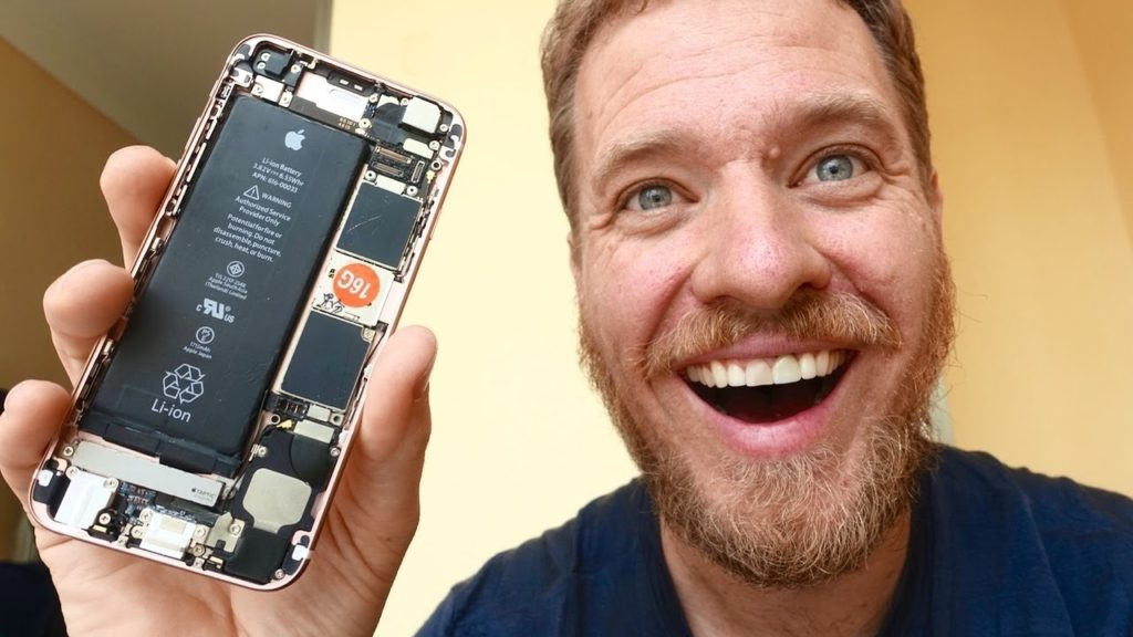 Can you build an iPhone 6s yourself? Read on to find out!