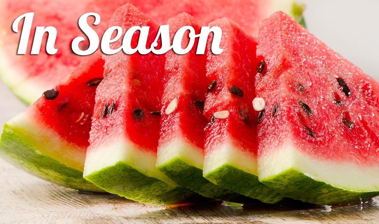 watermelon Health benefits -summer thirst quencher