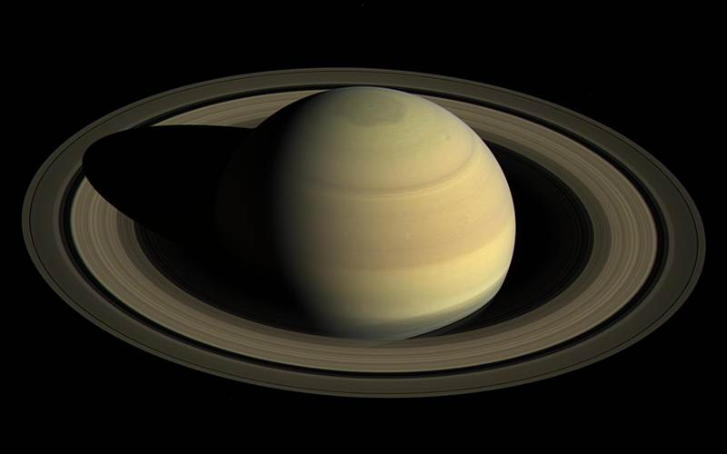 Is there life on Saturn's Moon?