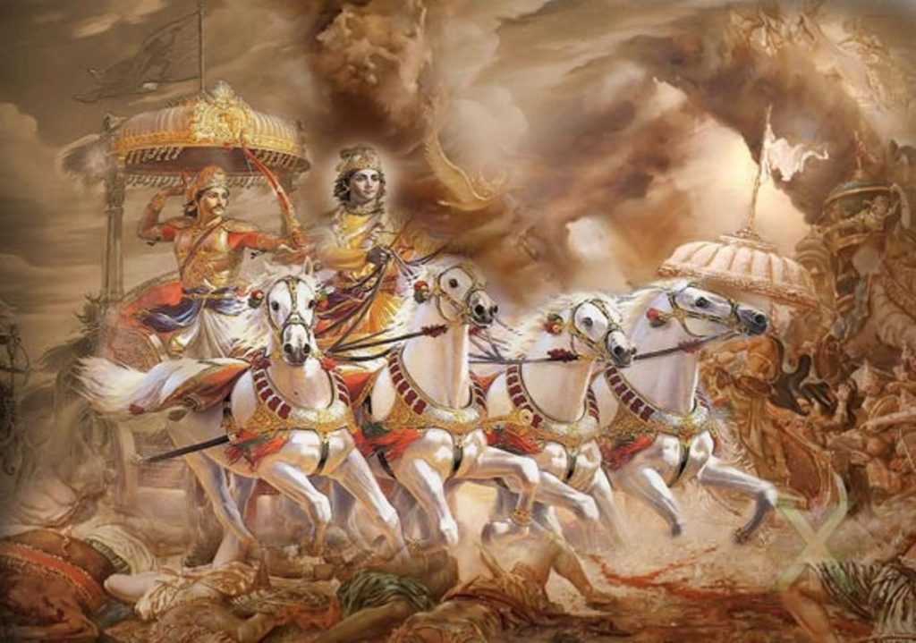 Mahabharatha – Five arrows that could have changed the course of the war
