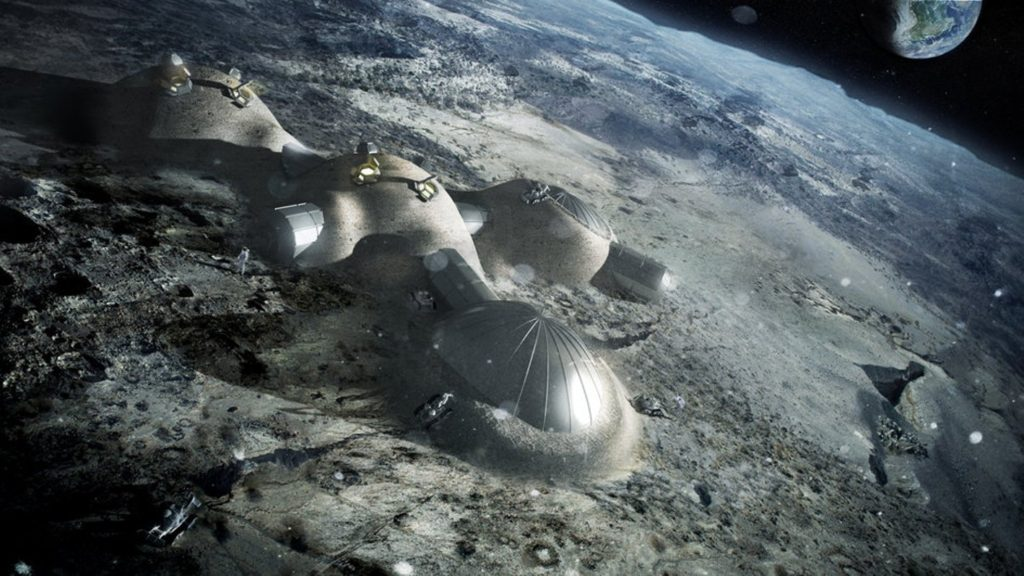 Lunar Base Moon Village a Reality by 2020?