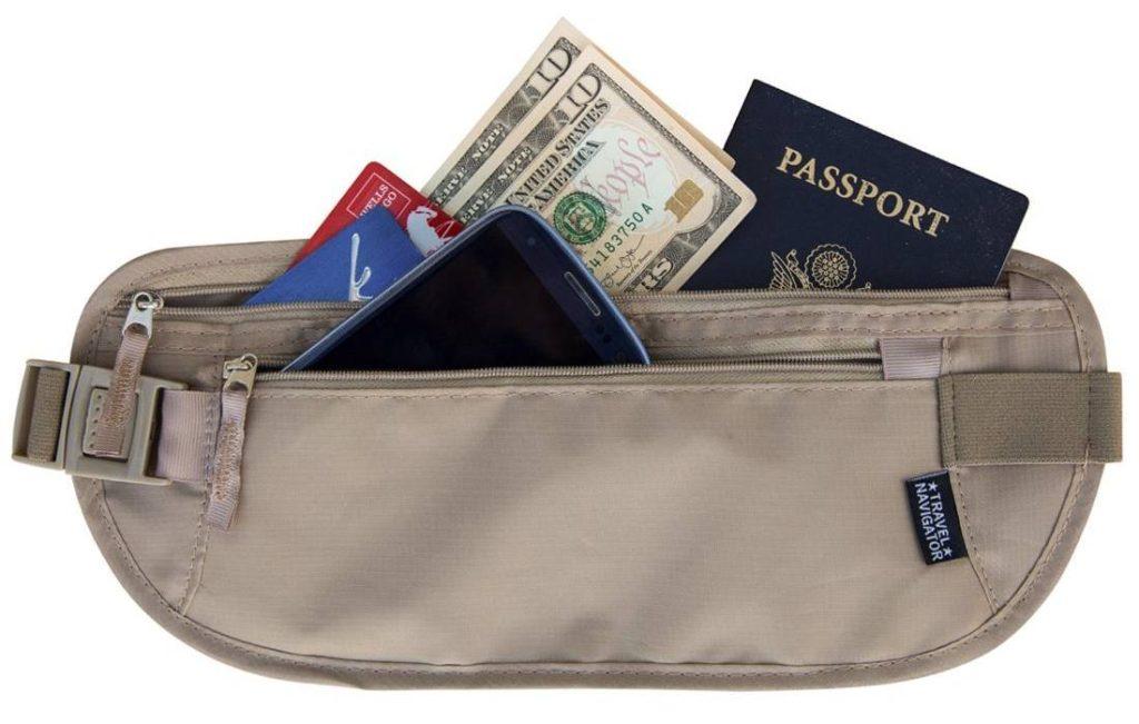Solo trip Money Wallet