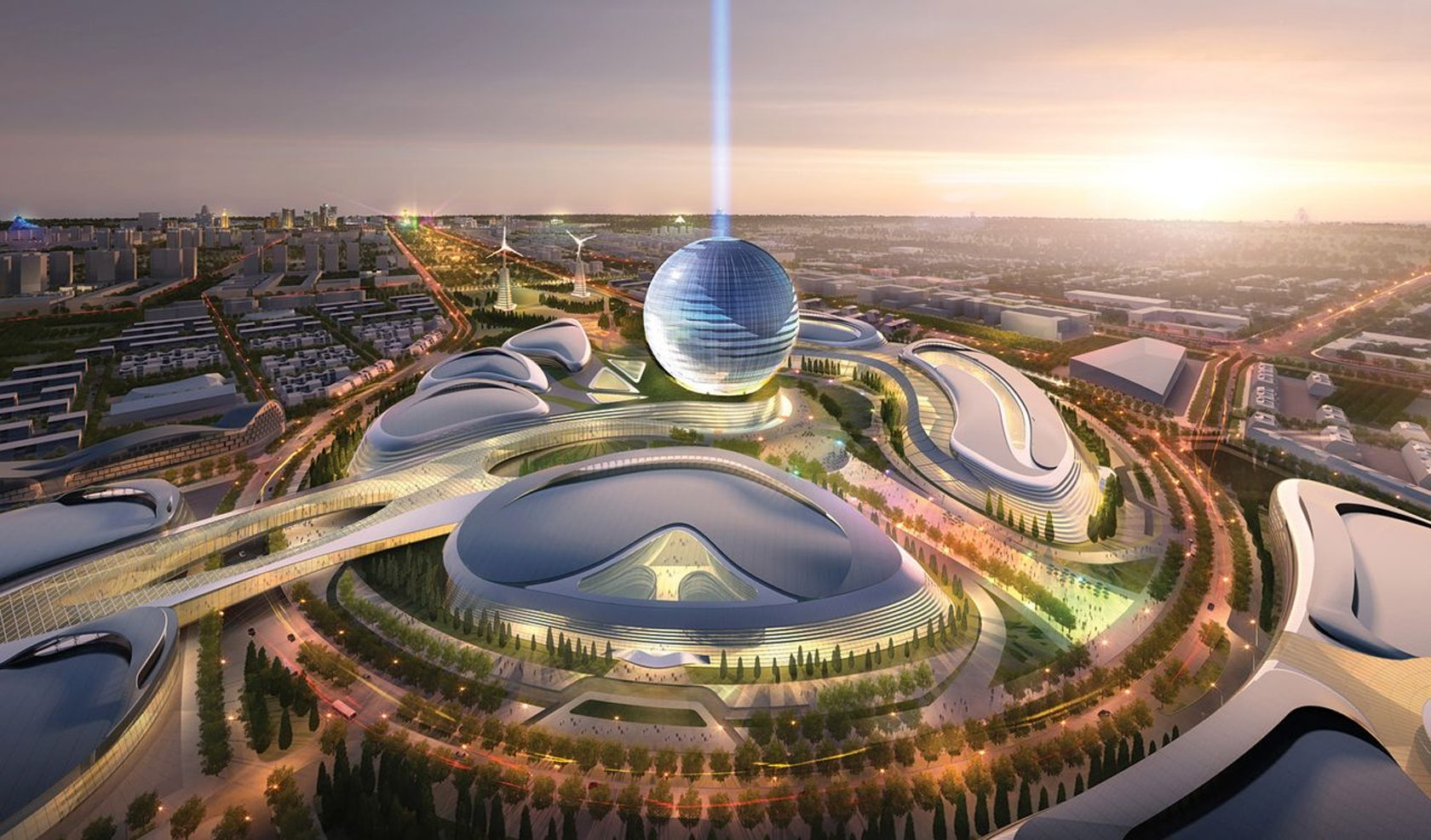 Dubai Expo Design