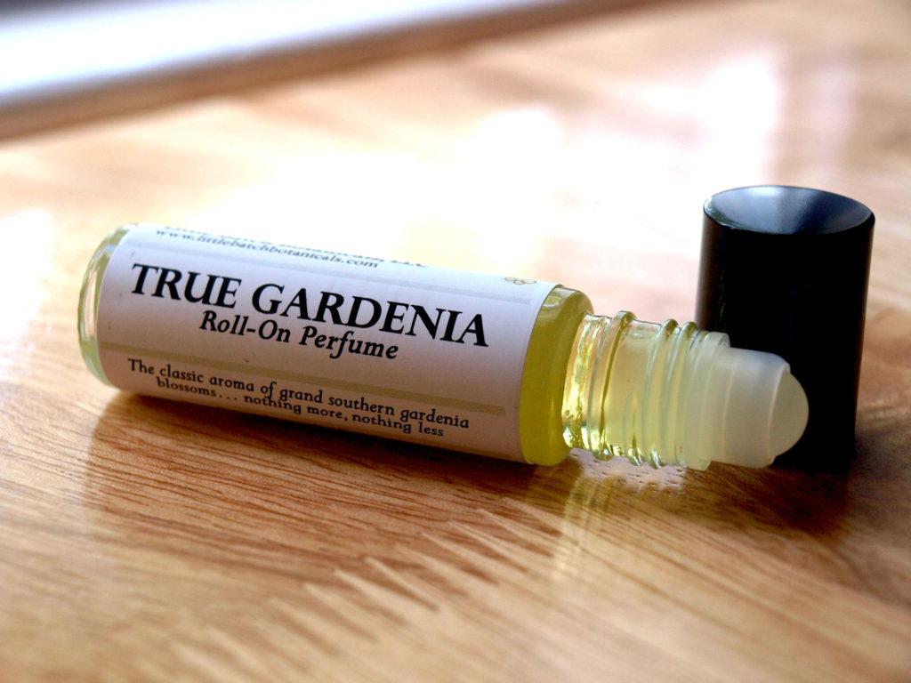 Gardenia Flower Perfume