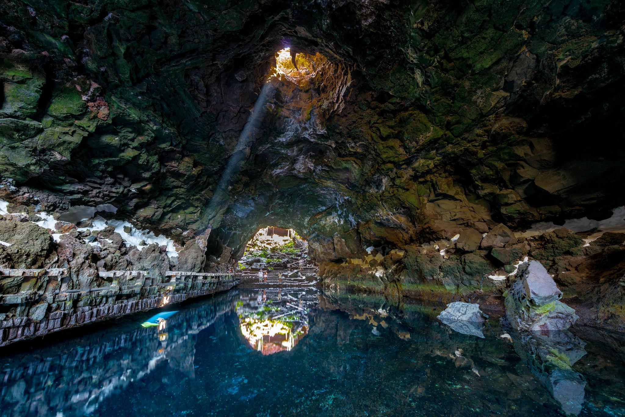 Jameos del Agua Caves