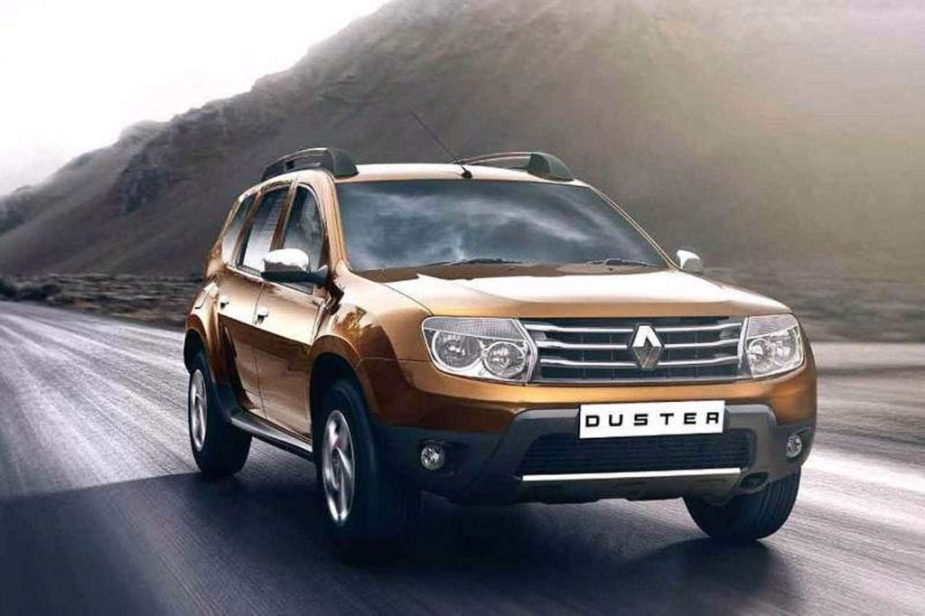 Renault Duster now comes in an Automatic Petrol variant!
