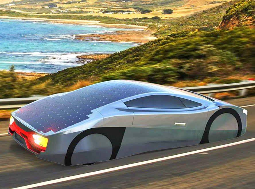 Are Solar Powered Cars be the future?