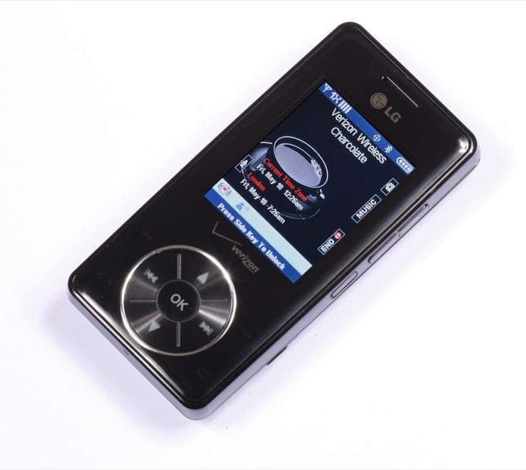 LG Chocolate Phone - best old smartphone