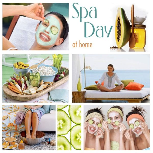 Image result for spa at home saves money