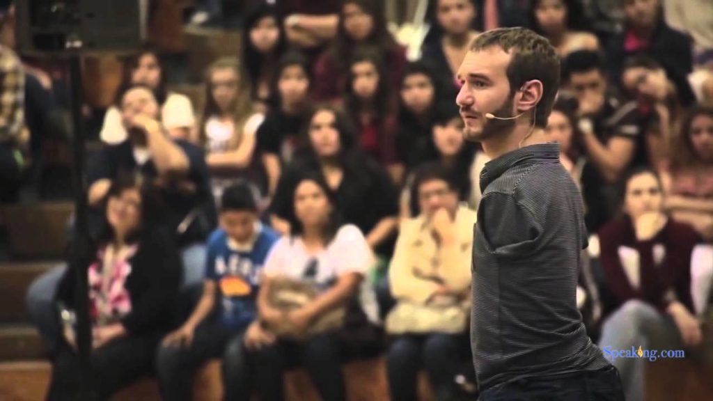 Nick Vujicic life story man with no limbs