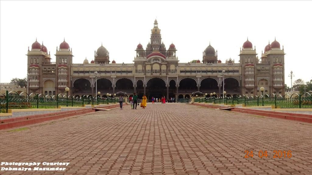 Mysore in all its historical glory!