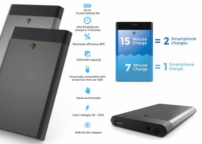 NitroQ Battery Pack