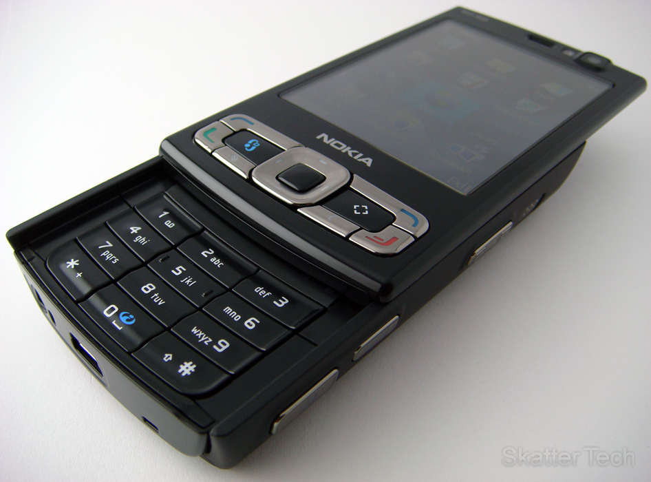 Nokia N95 Phone - best old smartphone