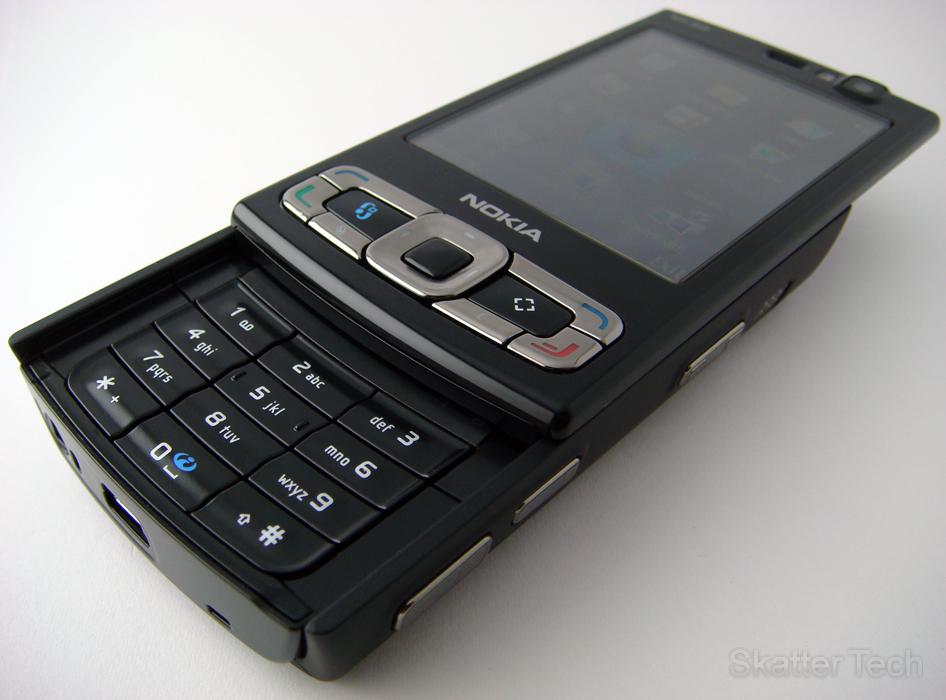 Nokia N95 Phone - best old smartphone