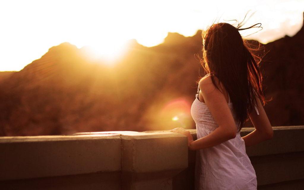 Leisure time -Sunset