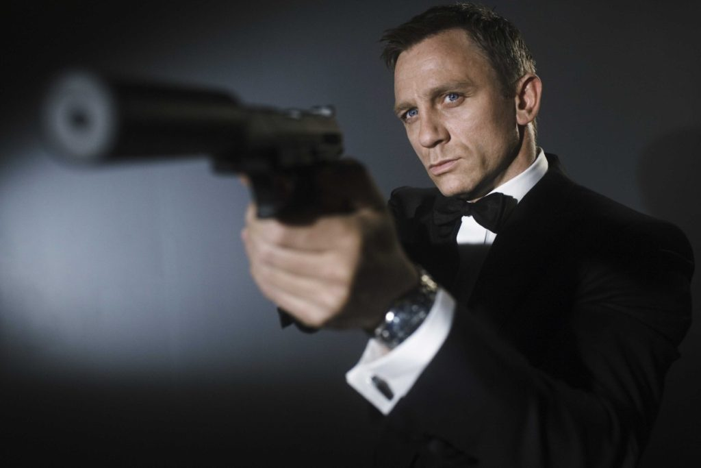 James Bond: The steam won't die anytime soon!