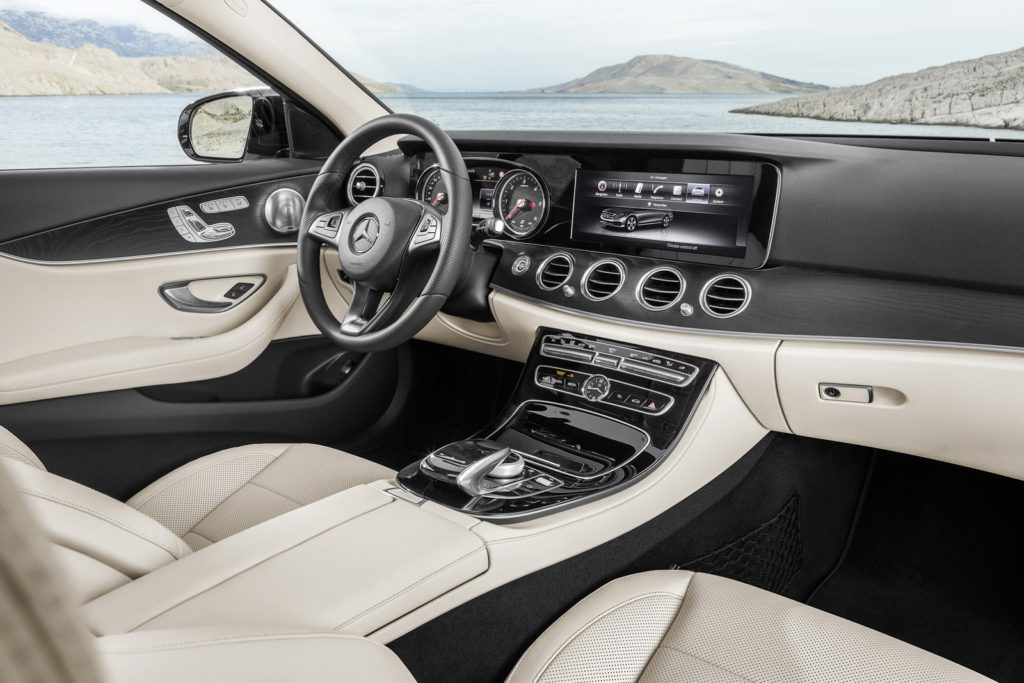 The New Mercedes-Benz E-Class 220 Review