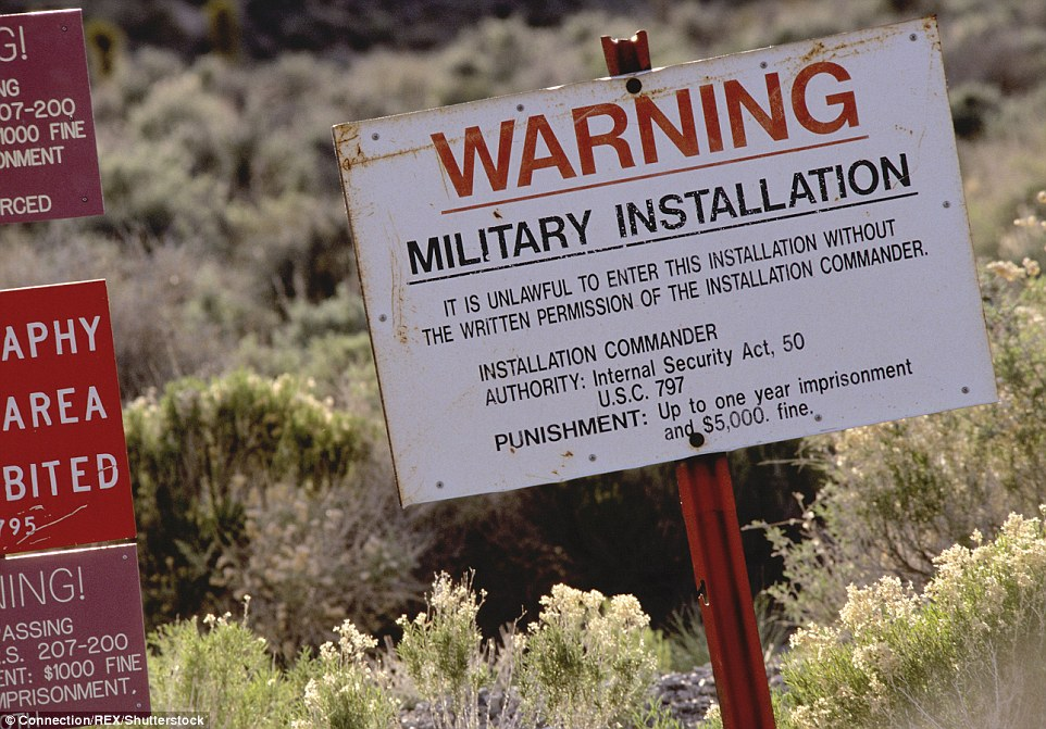 Real Story Behind the Area 51 Mystery