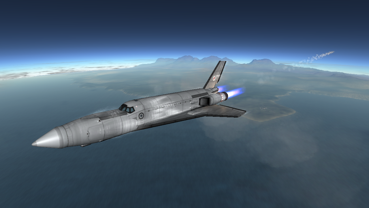Boeing Rocket Hybirid's