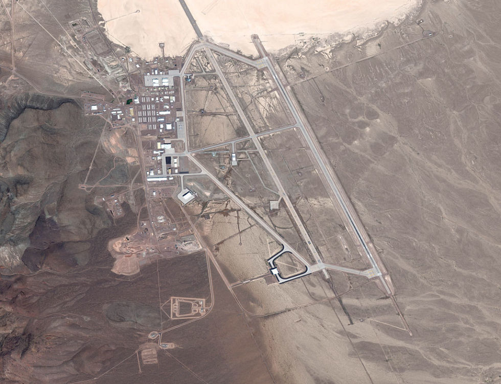 Mystery Behind Area 51