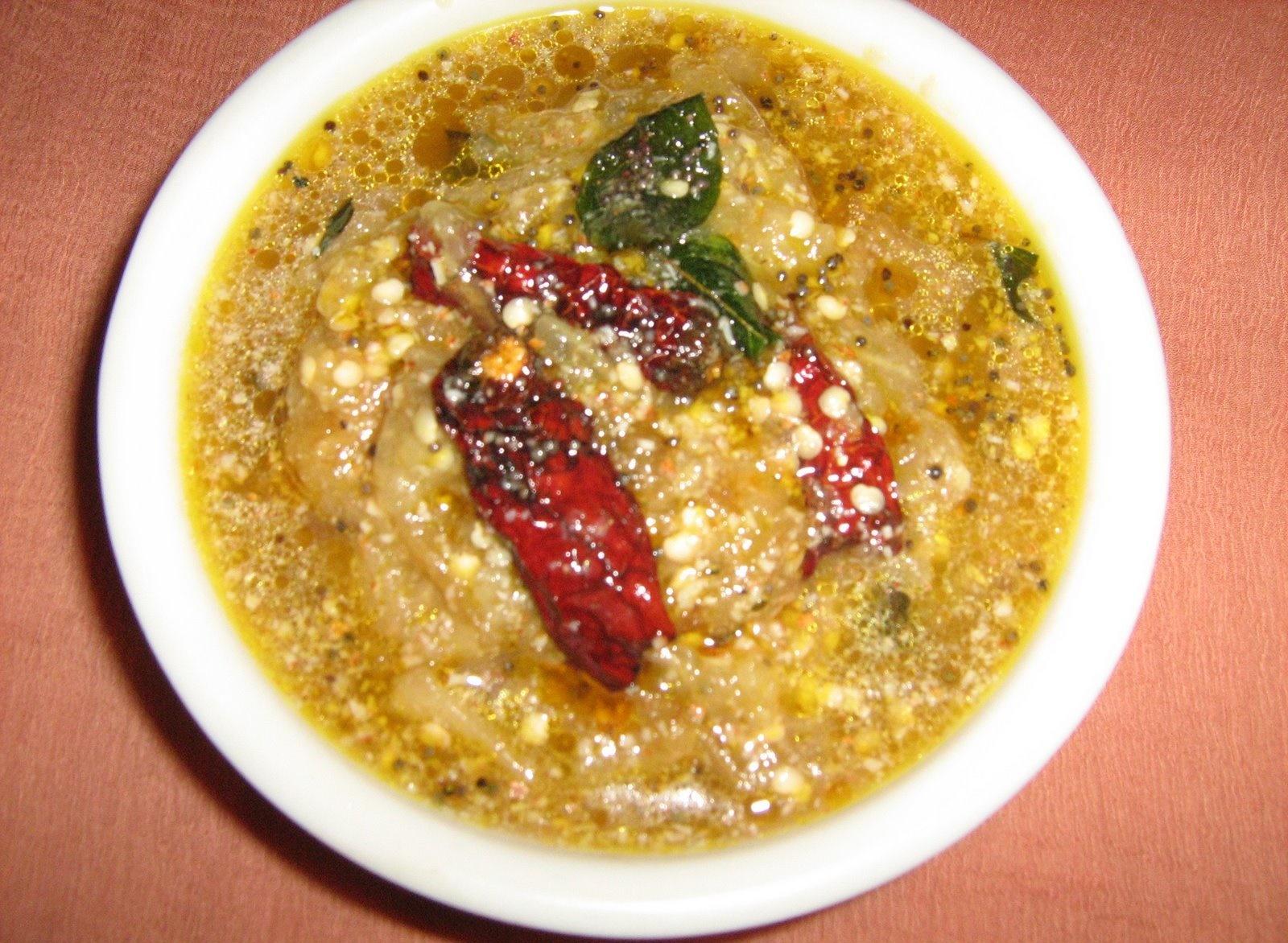 Karnataka dishes