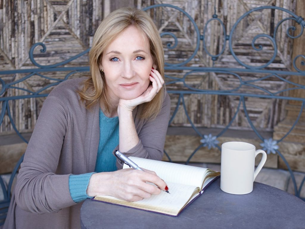 J.K. Rowling Harry Poter fiction series