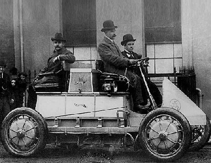 The Internal Combustion Engine is one of the World top 10 inventions