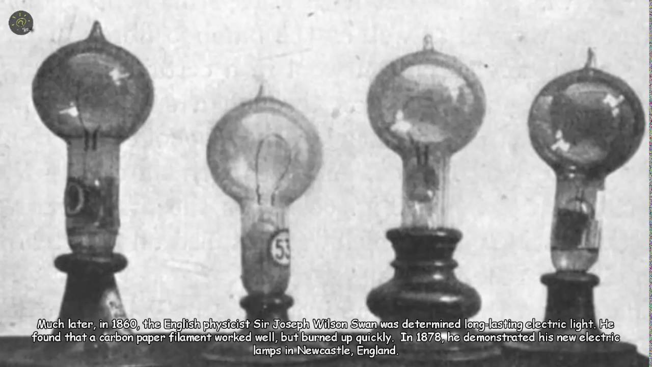 The Invention of bulb is one of the World top 10 inventions