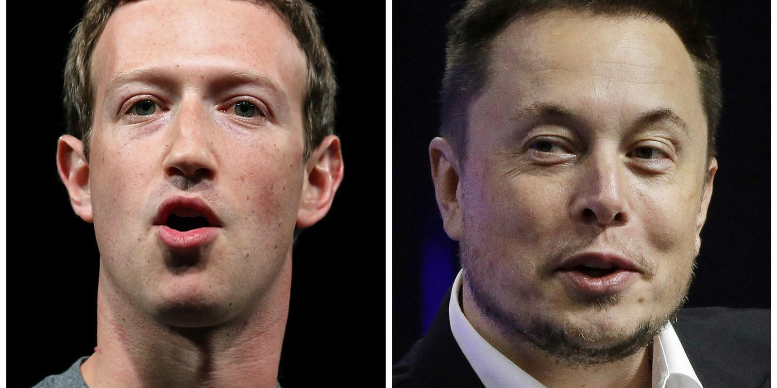 Zuckerberg and Elon Musk Face Off on Artificial Intelligence