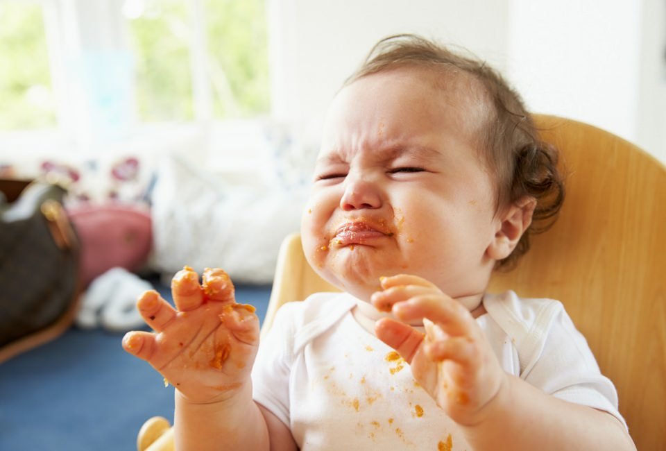 Tips to deal Fussy Eating in Children