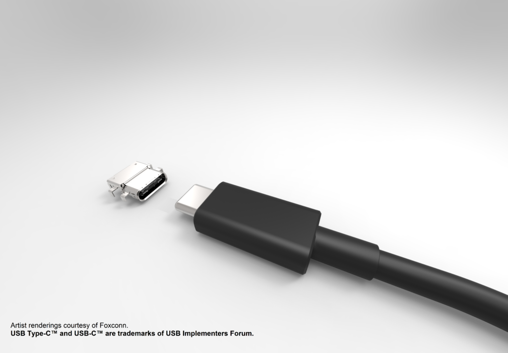 USB 3.2 doubles the data transfer rate with the same port