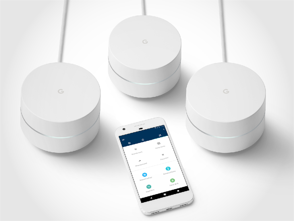 google wifi and google home review