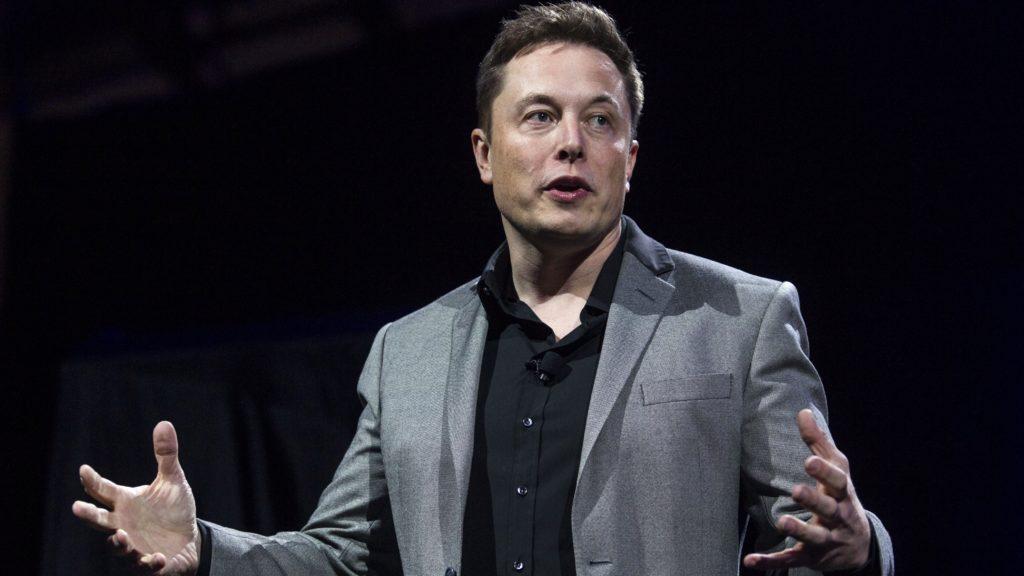 Elon Musk HyperLoop Project
