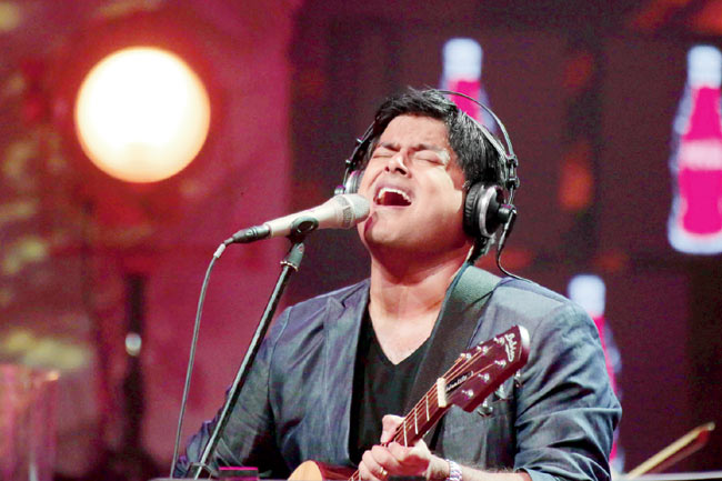 Clinton Cerejo is one of the Talented Coke Studio Singers in India
