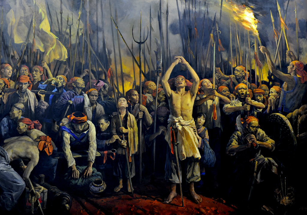 The Taiping Rebellion deadliest wars in the world