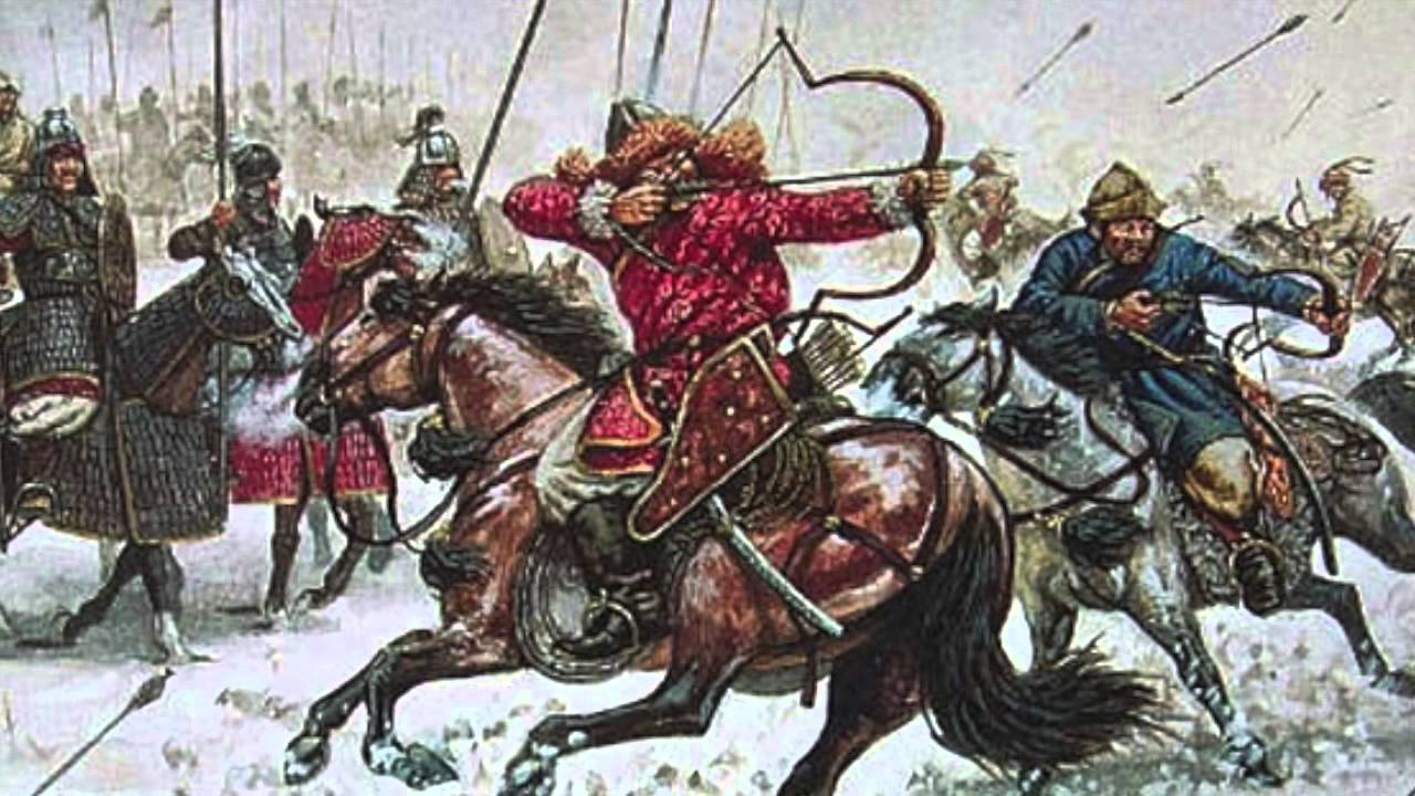 The Mongol Conquests deadliest war in the world