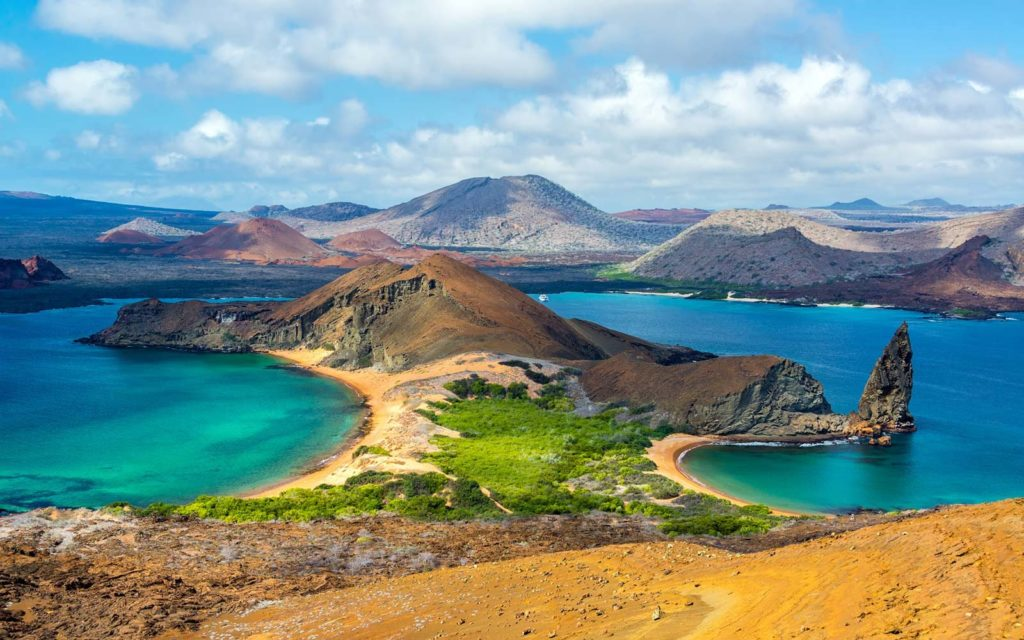 World's best island galapagos islands