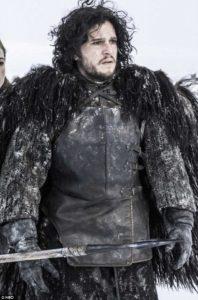 Ayushmann Khurana as Jon Snow in Game of Thrones characters