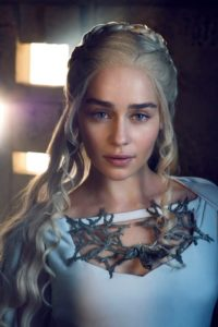 Yami Gautam as Daenerys Targaryen in Game of Thrones