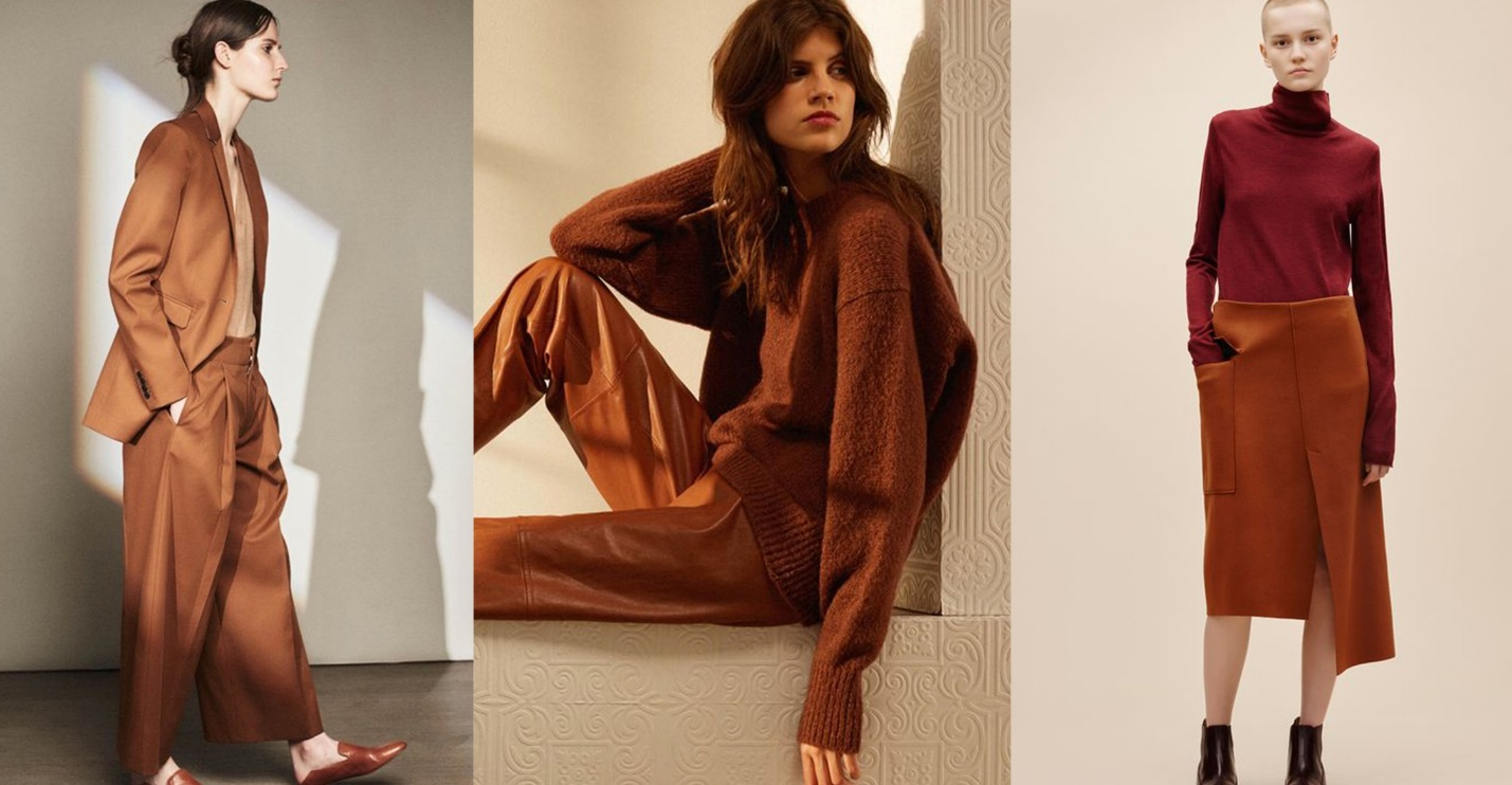 tonal dressing in FALL latest fashion trends