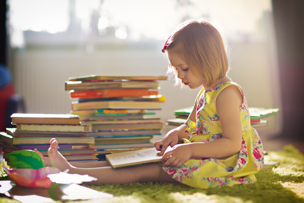10 Must Have Reading Books for Your Child Till 12