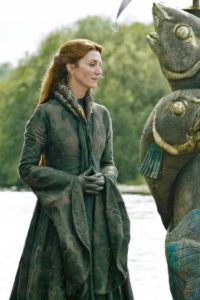 Tabu as Catelyn Stark in Game of Thrones Characters