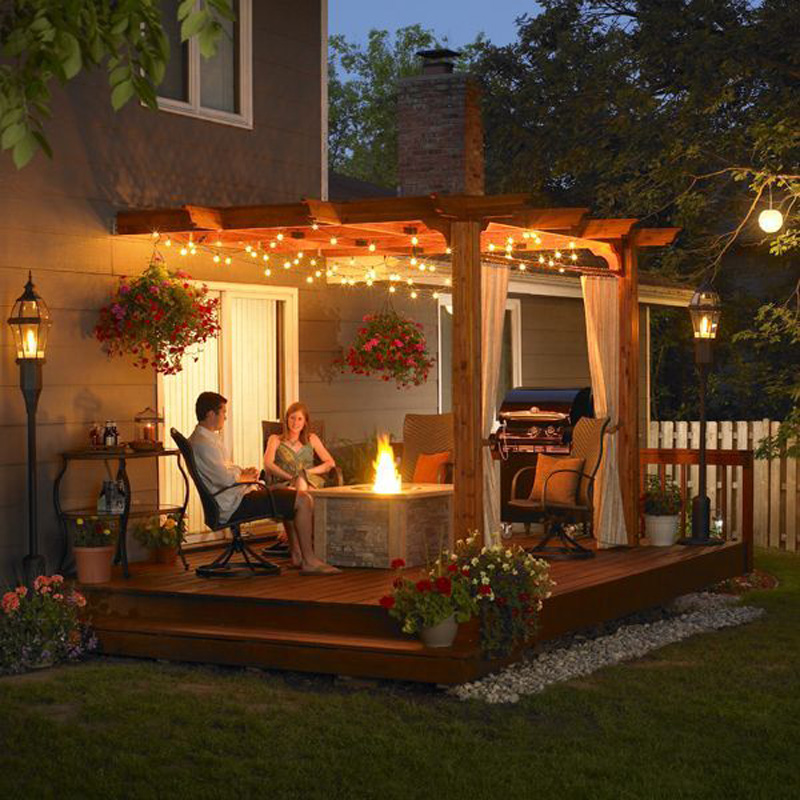 DIY Backyard Ideas to decorative deck to suit your style