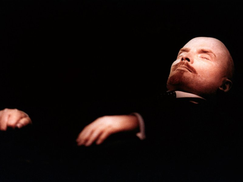 Vladimir Lenin, The best preserved body in the world